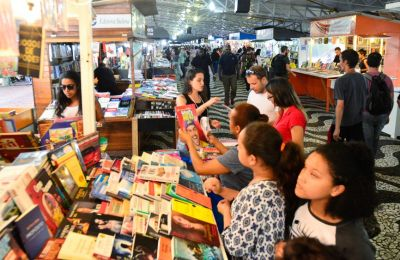 Meta máxima do projeto visa distribuir livros para mais de 7 mil estudantes