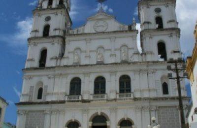 Espetáculo será na famosa escadaria da Igreja Nossa Senhora